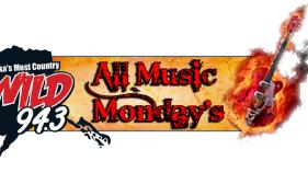 All Music Mondays!!